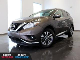 Used 2015 Nissan Murano SL AWD || CUIR || TOIT PANO || NAVIGATION UN PROPRIO JAMAIS ACCIDENTÉ for sale in Brossard, QC
