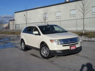 Used 2007 Ford Edge Low Km, Auto, 4 door, 3/Y Warranty available for sale in Toronto, ON