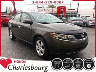 Used 2010 Kia Forte EX **BANCS CHAUFFANT** for sale in Charlesbourg, QC