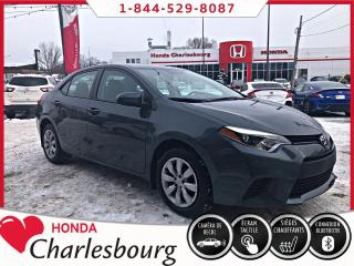 Used 2014 Toyota Corolla CE**AUTOMATIQUE** for sale in Charlesbourg, QC