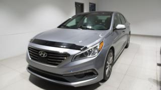 Used 2015 Hyundai Sonata Berline 4 porte 2.0T Auto Ultimate for sale in St-Raymond, QC