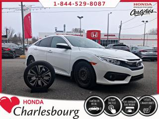Used 2016 Honda Civic EX**TOIT OUVRANT**8 ROUES*** for sale in Charlesbourg, QC