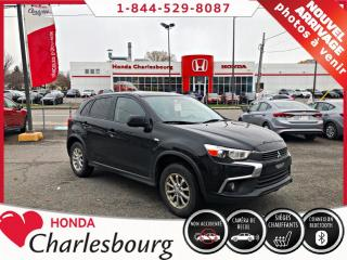 Used 2016 Mitsubishi RVR SE **CAMÉRA DE RECUL**UN PROPRIÉTAIRE** for sale in Charlesbourg, QC