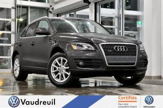 Used 2012 Audi Q5 quattro 4 portes  *** Réservé *** for sale in Vaudreuil-Dorion, QC