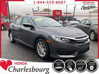 Used 2017 Honda Civic LX AUTOMATIQUE**28 403 KM** for sale in Charlesbourg, QC