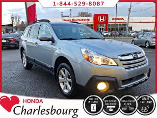 Used 2014 Subaru Outback 2.5i Touring**TOIT OUVRANT** BAS KM** for sale in Charlesbourg, QC