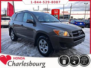 Used 2009 Toyota RAV4 V6 AWD **UN PROPRIÉTAIRE** for sale in Charlesbourg, QC