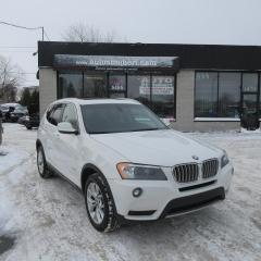 Used 2011 BMW X3 28I XDRIVE **88 000 KM** for sale in St-Hubert, QC