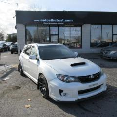 Used 2011 Subaru Impreza WRX STi WRX STI 2.5I AWD **NAVIGATION** for sale in St-Hubert, QC