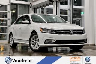 Used 2018 Volkswagen Passat Comfortline * 17 POUCES * TOIT for sale in Vaudreuil-Dorion, QC