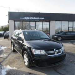 Used 2015 Dodge Journey SE ** 7 PLACES** for sale in St-Hubert, QC