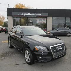 Used 2012 Audi Q5 PREMIUM QUATTRO 2.0T **TOIT PANO** for sale in St-Hubert, QC