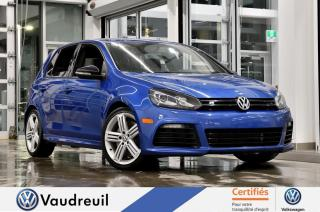 Used 2013 Volkswagen Golf R * RARE * 18 POUCES for sale in Vaudreuil-Dorion, QC