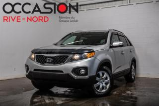 Used 2012 Kia Sorento LX MAGS+SIEGES.CHAUFFANTS+BLUETOOTH for sale in Boisbriand, QC