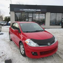 Used 2011 Nissan Versa SL ** TOIT OUVRANT ** for sale in St-Hubert, QC
