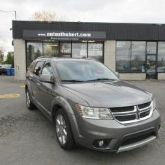Used 2012 Dodge Journey R/T AWD **7 PLACES** for sale in St-Hubert, QC