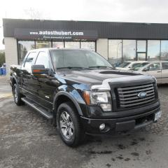 Used 2011 Ford F-150 ECOBOOST FX4 SUPERCREW 4X4 **NAVIGATIONG for sale in St-Hubert, QC