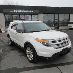 Used 2013 Ford Explorer XLT AWD **NAVIGATION+TOIT PANO+7 PLACES* for sale in St-Hubert, QC