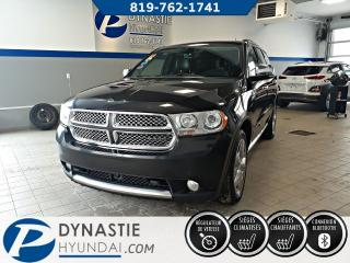 Used 2011 Dodge Durango Citadel for sale in Rouyn-Noranda, QC