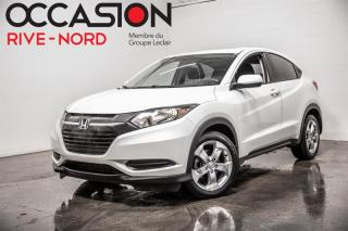 Used 2016 Honda HR-V LX for sale in Boisbriand, QC