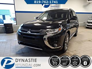 Used 2018 Mitsubishi Outlander SE for sale in Rouyn-Noranda, QC