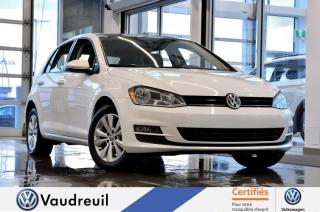 Used 2016 Volkswagen Golf 1.8 TSI Comfortline * TOIT OUVRANT * CUI for sale in Vaudreuil-Dorion, QC