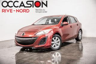 Used 2011 Mazda MAZDA3 SPORT GX MAGS+A/C for sale in Boisbriand, QC
