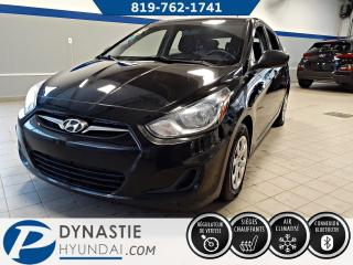 Used 2014 Hyundai Accent GL for sale in Rouyn-Noranda, QC