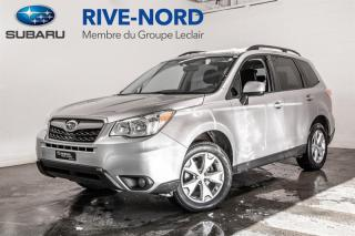 Used 2016 Subaru Forester Touring EyeSight TOIT.OUVRANT+MAGS+CAM.RECUL for sale in Boisbriand, QC