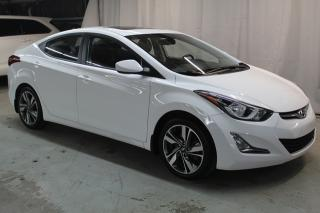 Used 2016 Hyundai Elantra GLS (TOIT,MAGS,FOGS) for sale in St-Constant, QC