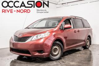 Used 2011 Toyota Sienna LE FULL + GAR. 1 AN for sale in Boisbriand, QC