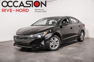 Used 2019 Hyundai Elantra Preferred MAGS+CAM.RECUL+APPLE.CARPLAY for sale in Boisbriand, QC