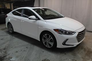 Used 2017 Hyundai Elantra GLS (TOIT,MAGS,CAMERA) BAS KILO!! for sale in St-Constant, QC