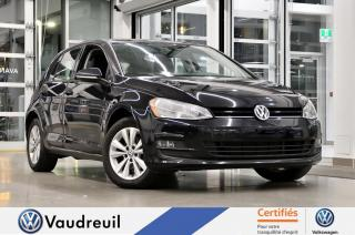 Used 2016 Volkswagen Golf 1.8 TSI Comforline * 16 POUCES * CAM REC for sale in Vaudreuil-Dorion, QC