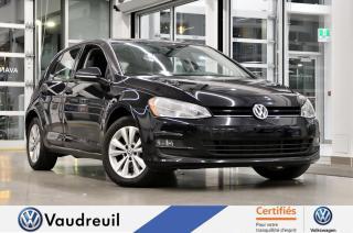 Used 2016 Volkswagen Golf 1.8 TSI Comforline * 16 POUCES * CAM REC for sale in Vaudreuil-Dorion, QC