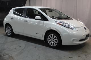 Used 2017 Nissan Leaf S ( BAS KILO 22725KM, CHARGE RAPIDE !! for sale in St-Constant, QC