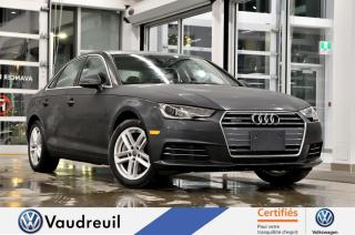 Used 2017 Audi A4 Komfort quattro * VOLANT CHAUFF * 17 PO for sale in Vaudreuil-Dorion, QC
