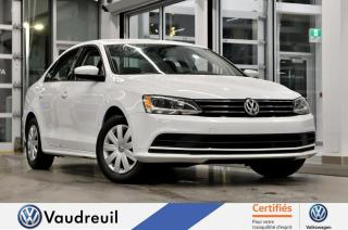 Used 2016 Volkswagen Jetta 1.4 TSI Trendline+ * APP-CONNECT * CAM R for sale in Vaudreuil-Dorion, QC