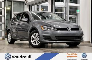 Used 2016 Volkswagen Golf 1.8 TSI Trendline * APP-CONNECT * CAM RE for sale in Vaudreuil-Dorion, QC