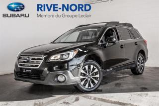 Used 2017 Subaru Outback Limited EyeSight NAVI+CUIR+TOIT.OUVRANT for sale in Boisbriand, QC