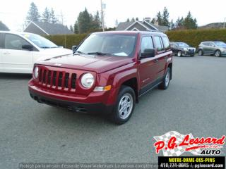 Used 2011 Jeep Patriot Sport automatique for sale in St-Prosper, QC