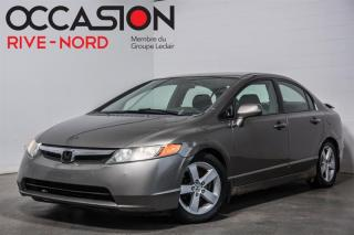Used 2007 Honda Civic Automatique Full equip LX for sale in Boisbriand, QC