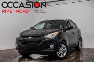 Used 2011 Hyundai Tucson GLS MAGS+BLUETOOTH+SIEGES.CHAUFFANTS for sale in Boisbriand, QC