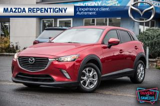 Used 2016 Mazda CX-3 AWD 4dr GS - Camera Recul - Sieges chauff- Toit Ou for sale in Repentigny, QC