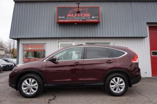 Used 2013 Honda CR-V EX AWD TOIT OUVRANT MAGS BLUETOOTH CAMERA 91 370 for sale in Lévis, QC
