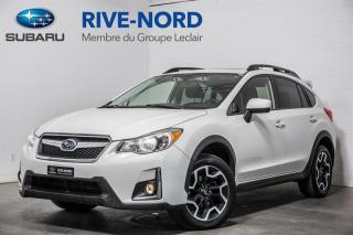 Used 2016 Subaru XV Crosstrek Sport EyeSight TOIT.OUVRANT+HID+MAGS for sale in Boisbriand, QC