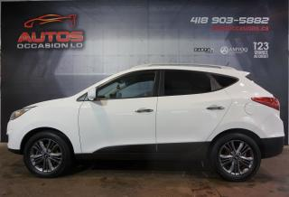 Used 2015 Hyundai Tucson GLS FWD AUTO CUIR TOIT CAMERA BLUETOOTH 74 782 KM for sale in Lévis, QC