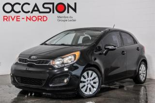 Used 2015 Kia Rio EX MAGS+SIEGES.CHAUFFANTS+CAM.RECUL for sale in Boisbriand, QC