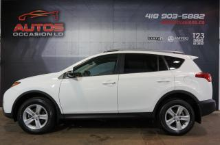 Used 2014 Toyota RAV4 XLE AWD FULL MAGS TOIT OUVRANT CAMERA 115 690 KM for sale in Lévis, QC