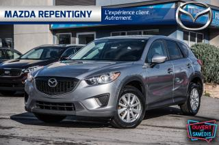 Used 2014 Mazda CX-5 FWD 4dr Man GX - Air Clim. - Groupe Élect for sale in Repentigny, QC